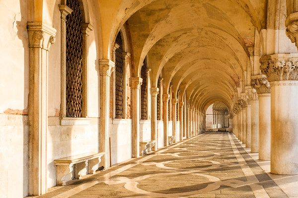 Loggia of the Doge's Palace