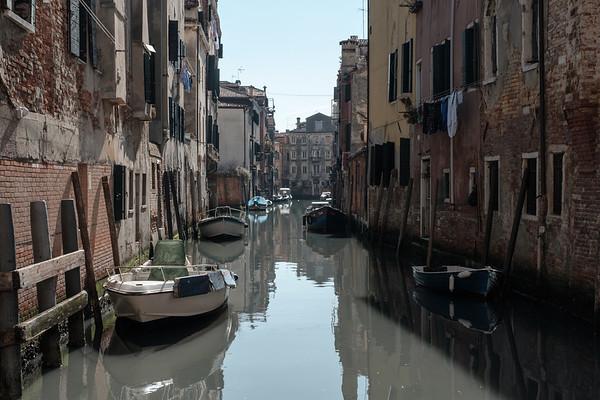 Back Streets of Venice