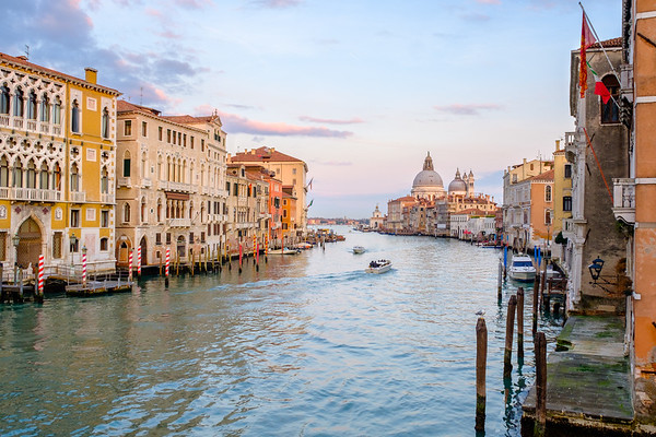 Grand Canal, Late Afternoon
