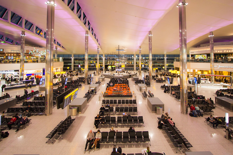 Terminal 2, Heathrow