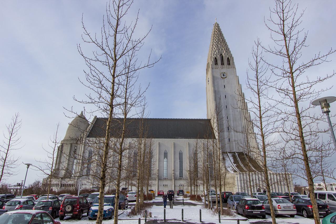 Hallgrimskirkja Church, Reykjavík