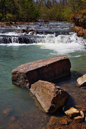 Faling Waters Creek - Ozark National Forest
