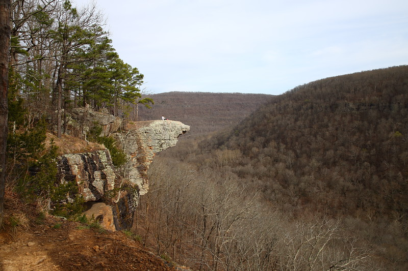 Hawksbill Crag - Ozark National Forest - Arkansas