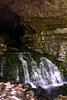Big Creek Cave Falls - Ozark National Forest