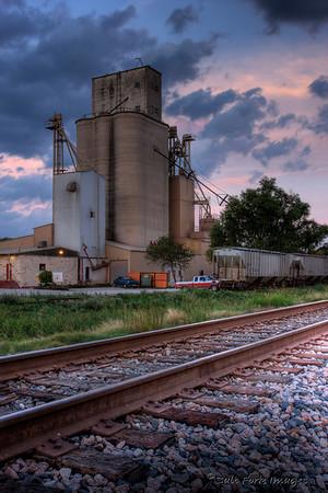Bryant Grain Company - An Aledo Icon