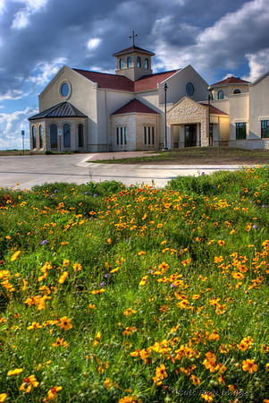 Holy Redeemer Catholic Church is almost set to open in East Parker County.