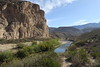 Big Bend National Park - Rio Grande River