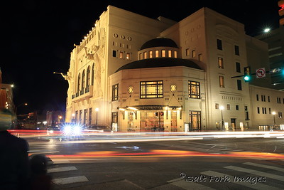 Bass Performance Hall - Fort Worth, Texas