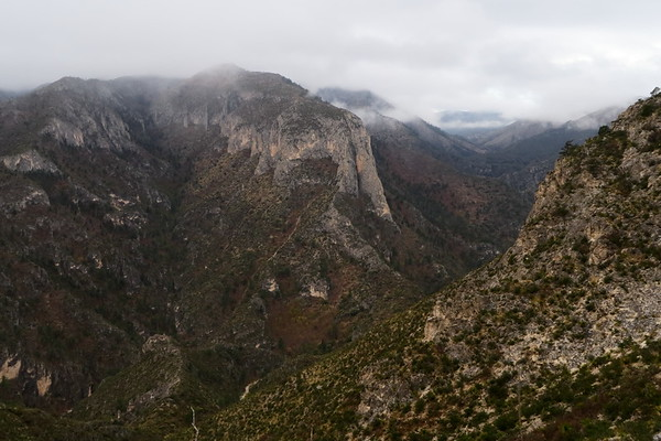 McKittrick Canyon in Guadalupe Mountains National Park, Texas