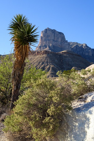 El Capitan - Guadalupe Mountains National Park, Texas