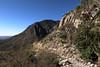Rough trails in GuMo National Park, Texas