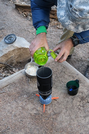 That JetBoil works!