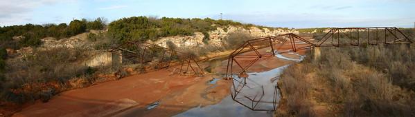 Salt Fork Bridge