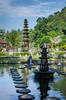 Fountains of The Tirta Ganga Water Palace