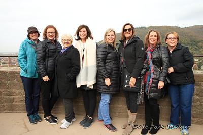 Jill, Holli, Debbie, Carol, Kim, Susan, Mindy and Brenda
