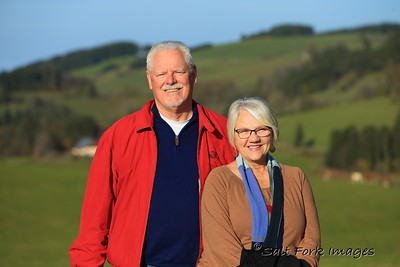 Ron and Debbie - The Black Forest