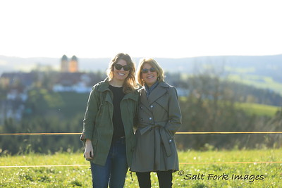 Jocelyn and Marla - St. Peter, Germany - The Black Forest