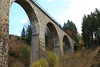 This train bridge was destroyed by the Nazis as they retreated toward the interior of Germany.