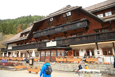 Marie Antoinette visited this Inn in The Black Forest on her way to marry Louis XVI in Paris.