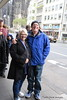 Ron and Debbie on the streets of Cologne