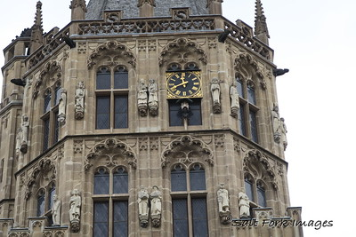 Above City Hall - Cologne, Germany
