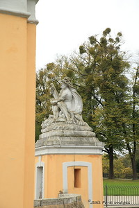 Augustusburg Palace - Home of Archbishop Clemens August -  near Cologne, Germany