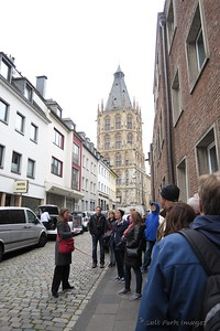 Touring in Cologne