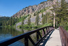 Twin Lakes (foot bridge) - Mammoth0116