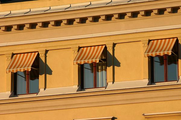 Window Details on Hotel