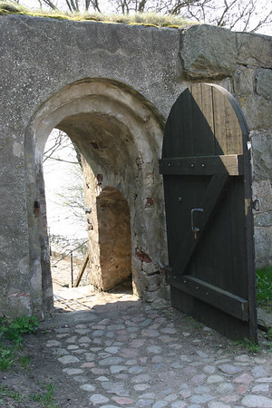 Door to the Castle