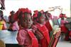 Beautiful children at the Mission of Hope Elementary School - Haiti.