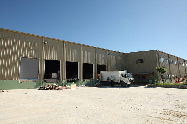 New Mission of Hope Warehouse and Administrative Offices.