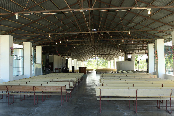 Church at Mission of Hope.
