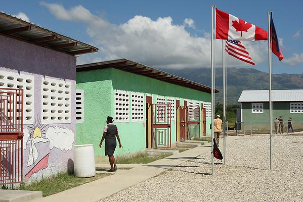 Elementary School at Mission of Hope, Haiti