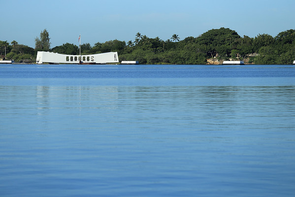 USS Arizona Memorial - Pearl Harbor, Hawaii