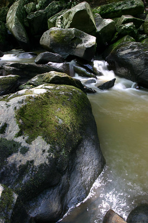 Waconah Falls - near Dalton, Massachusetts