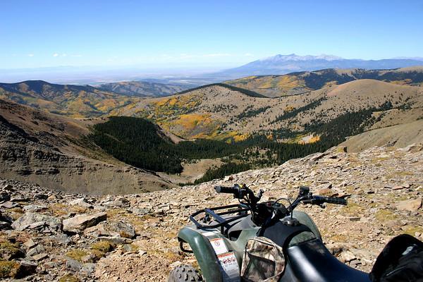 Top of Trinchera