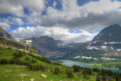 Hidden Lake - Glacier National Park, Montana