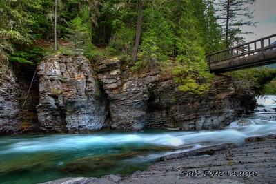 McDonald Creek - Glacier National Park, Montana