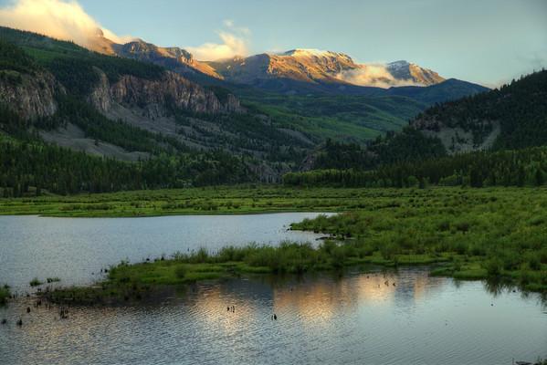 Lake San Cristobal - Lake City, Colorado