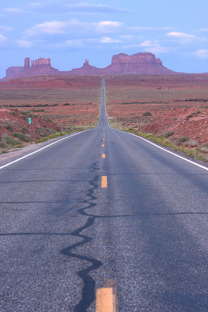 This was where Forrest Gump stopped running.... I think!