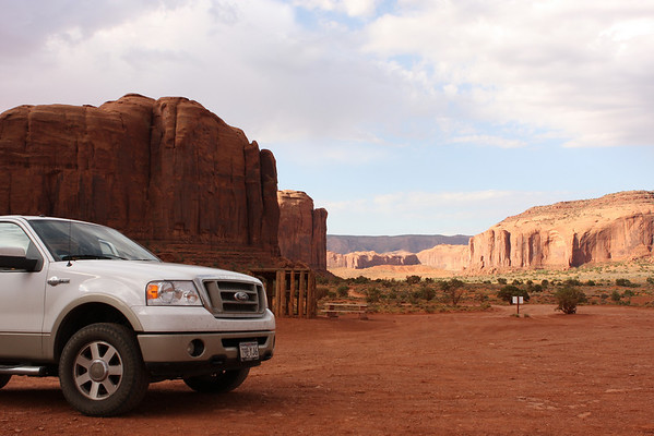 I think the old King Ranch liked the red rock desert.