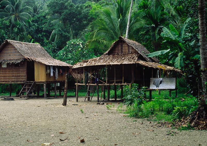 Remote coatside village