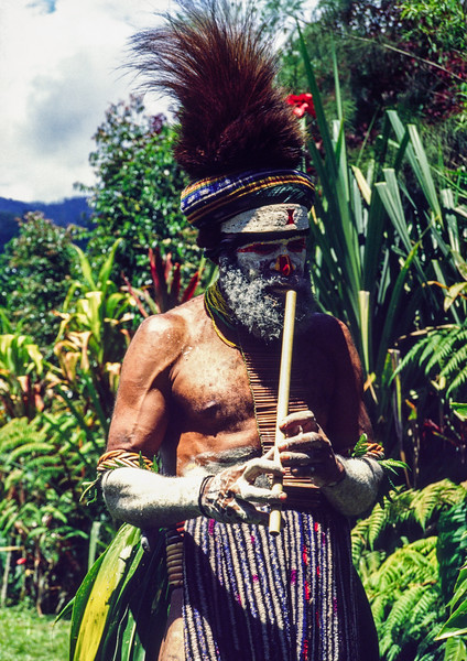 Native mountain music