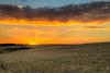 Late Summer Sunset in Teton Valley, Idaho
