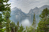 Jenny Lake and Cascade Canyon - Grand Teton National Park - Wyoming
