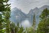 Jenny Lake and Cascade Canyon - Grand Teton National Park - Wyoming