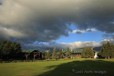 Glacier Park Lodge - East Glacier, Montana