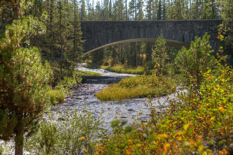 Crayfish Creek - Yellowstone National Park