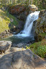 Moose Falls on Crayfish Creek - Yellowstone National Park